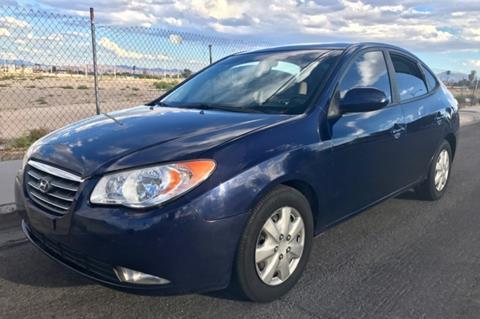 2008 Hyundai Elantra for sale in Las Vegas, NV