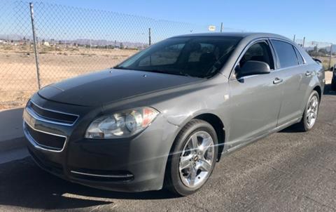 2008 Chevrolet Malibu for sale in Las Vegas, NV