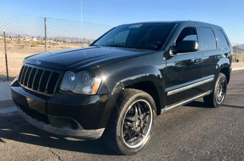 2008 Jeep Grand Cherokee for sale in Las Vegas, NV