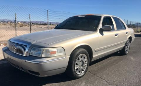 2006 Mercury Grand Marquis for sale in Las Vegas, NV