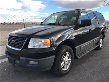 2003 Ford Expedition for sale in Las Vegas, NV
