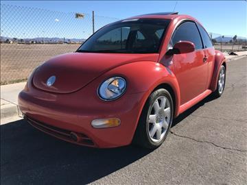 2003 Volkswagen New Beetle for sale in Las Vegas, NV