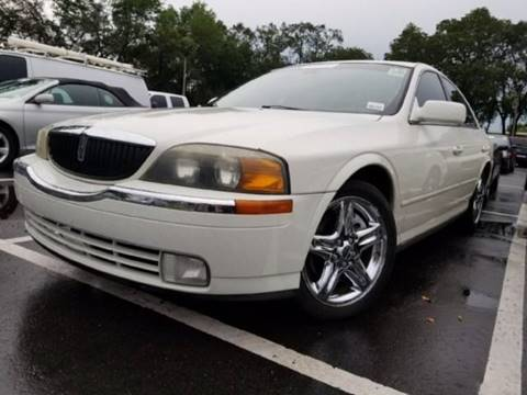2002 Lincoln LS for sale in Longwood, FL