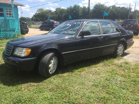 1995 Mercedes-Benz S-Class for sale in Maitland, FL