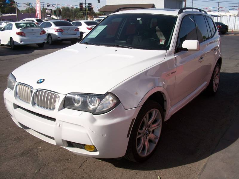 2007 Bmw X3 Awd 3 0si 4dr Suv In Yuma Az 8th Street Auto