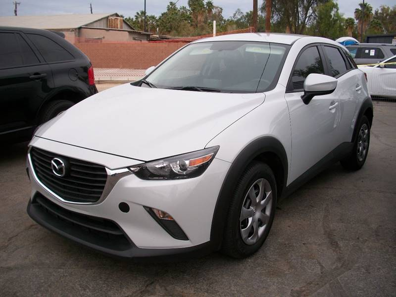 2016 Mazda Cx-3 AWD Sport 4dr Crossover In Yuma AZ - 8TH STREET AUTO