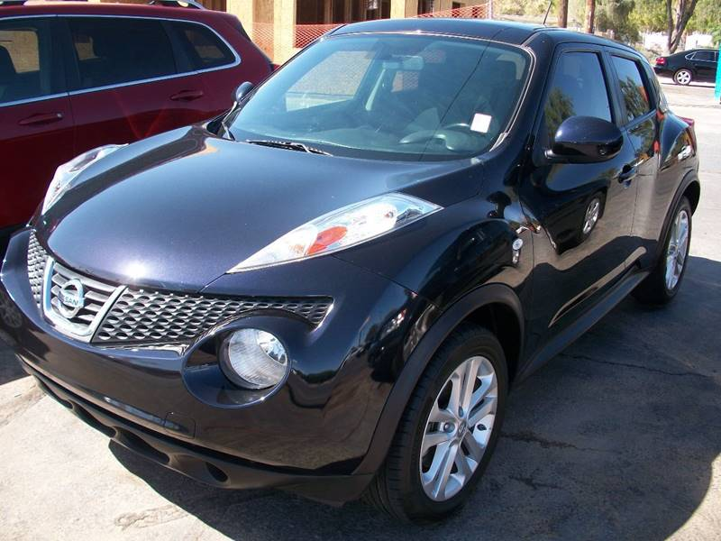 2013 Nissan Juke SV 4dr Crossover CVT In Yuma AZ