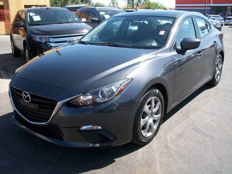 2014 Mazda Mazda3 i Sport 4dr Sedan 6A In Yuma AZ - 8TH STREET AUTO