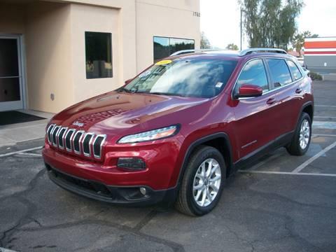 2016 Jeep Cherokee for sale in Yuma, AZ