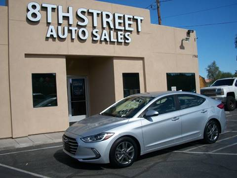 Hyundai Of Yuma >> 8TH STREET AUTO SALES – Car Dealer in Yuma, AZ