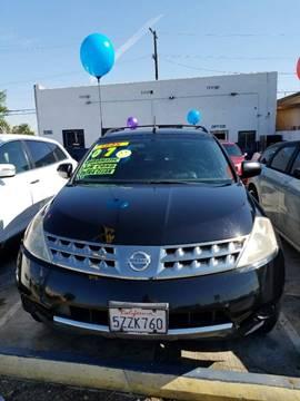 2007 Nissan Murano for sale in Huntington Park, CA