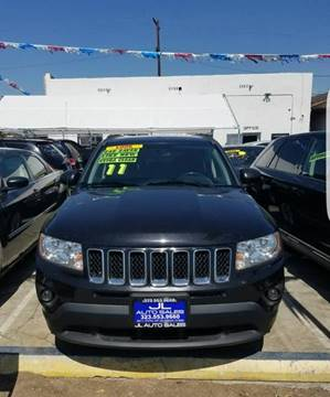 2011 Jeep Compass for sale in Huntington Park, CA
