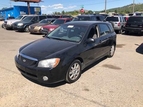 2005 Kia Spectra for sale at Cliff's Qualty Auto Sales in Spokane WA