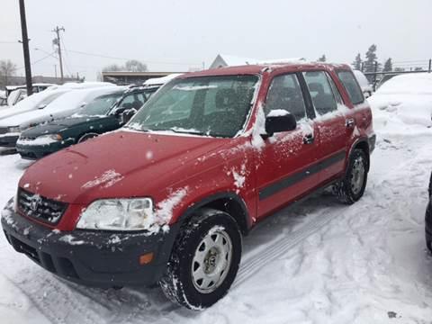 1999 Honda CR-V for sale at Cliff's Qualty Auto Sales in Spokane WA