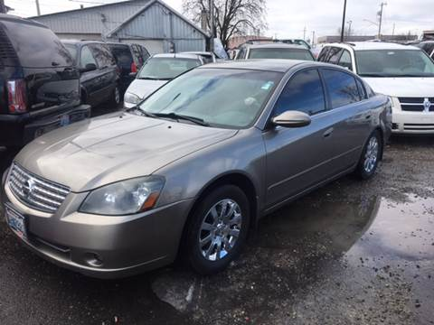 2005 Nissan Altima for sale in Spokane, WA