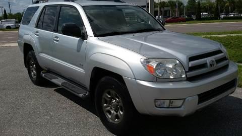 2003 Toyota 4Runner for sale in Orlando, FL