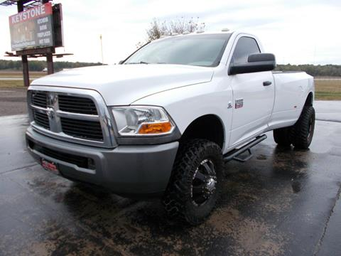 2010 Dodge Ram Pickup 3500 for sale in Wever, IA
