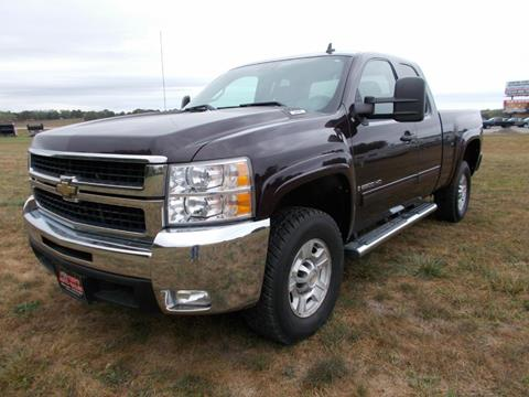 2009 Chevrolet Silverado 2500HD for sale in Wever, IA
