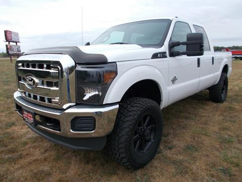 2013 Ford F-250 Super Duty for sale in Wever, IA