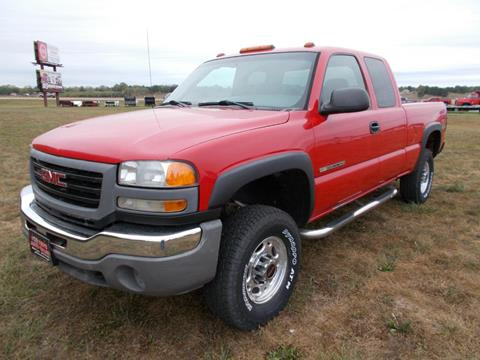 2006 GMC Sierra 2500HD for sale in Wever, IA