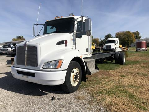 2010 Kenworth T270 for sale in Wever, IA