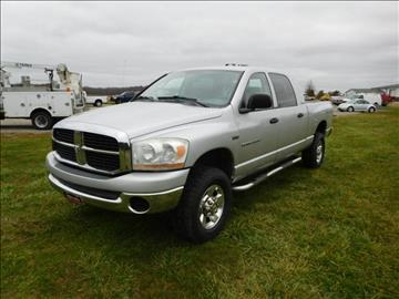 2006 Dodge Ram Pickup 2500 for sale in Wever, IA