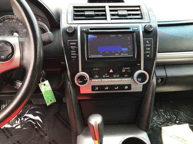 2013 Toyota Camry SE 4dr Sedan - Madison WI