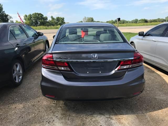 2014 Honda Civic LX 4dr Sedan CVT - Madison WI