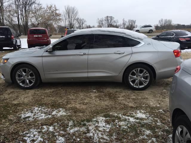 2014 Chevrolet Impala LT 4dr Sedan w/1LT - Madison WI