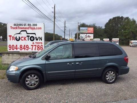 2007 Chrysler Town and Country for sale in Yulee, FL