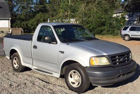 2002 Ford F-150 for sale in Yulee, FL