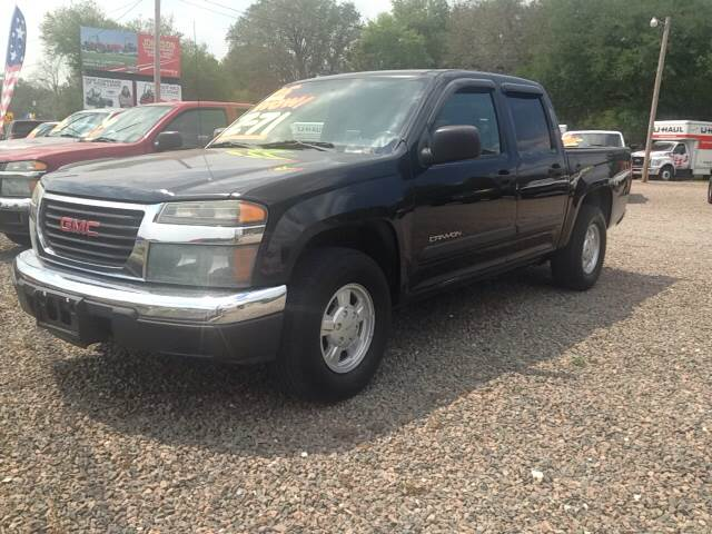 2005 gmc canyon 4dr crew cab z71 sle rwd sb in yulee fl truck town and toys llc. Black Bedroom Furniture Sets. Home Design Ideas