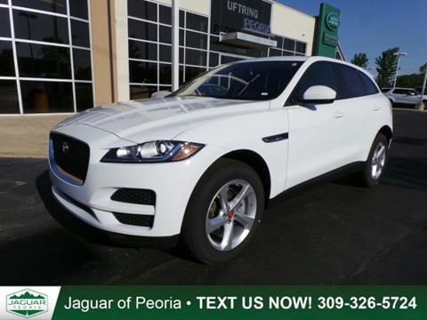 2018 Jaguar F-PACE for sale in Peoria, IL