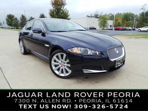 2014 Jaguar XF for sale in Peoria, IL