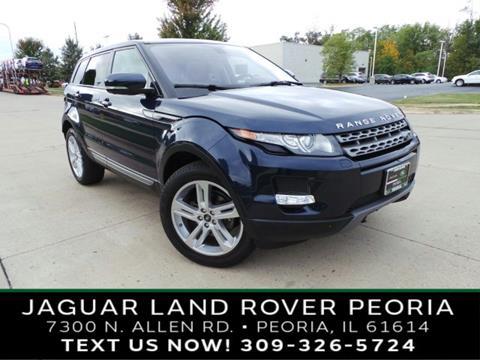2013 Land Rover Range Rover Evoque for sale in Peoria, IL