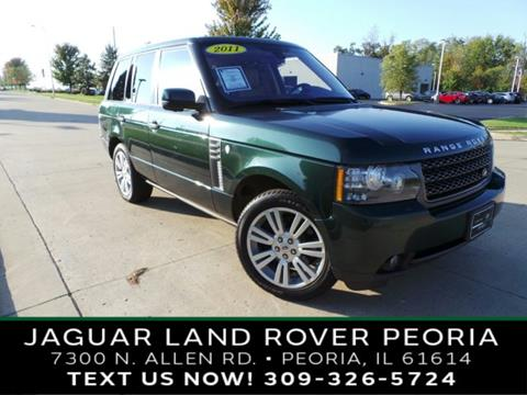 2011 Land Rover Range Rover for sale in Peoria, IL