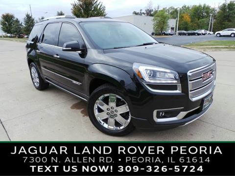 2013 GMC Acadia for sale in Peoria, IL