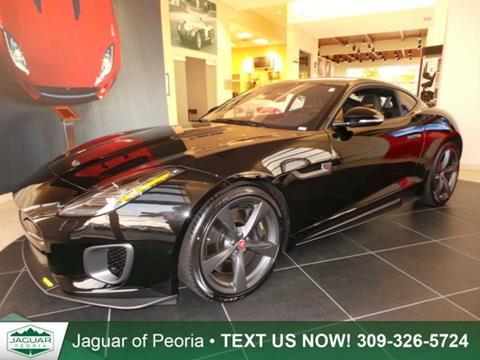 2018 Jaguar F-TYPE for sale in Peoria, IL