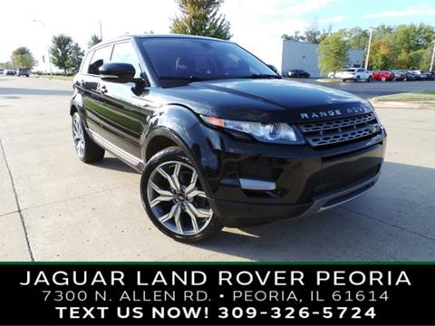 2013 Land Rover Range Rover Evoque for sale in Peoria, IL