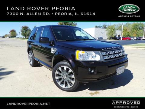 2012 Land Rover LR2 for sale in Peoria, IL