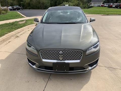 2017 Lincoln MKZ for sale in Peoria, IL