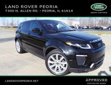 2016 Land Rover Range Rover Evoque for sale in Peoria, IL