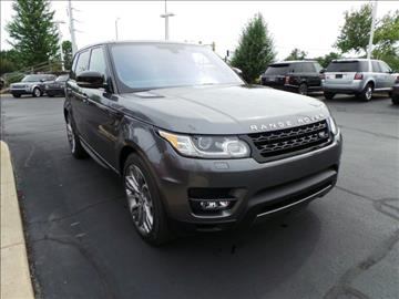 2016 Land Rover Range Rover Sport for sale in Peoria, IL