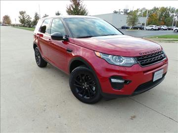 2016 Land Rover Discovery Sport for sale in Peoria, IL