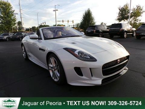 2017 Jaguar F-TYPE for sale in Peoria, IL