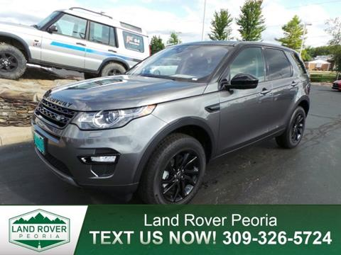 2017 Land Rover Discovery Sport for sale in Peoria, IL