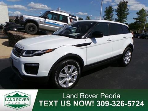 2017 Land Rover Range Rover Evoque for sale in Peoria, IL