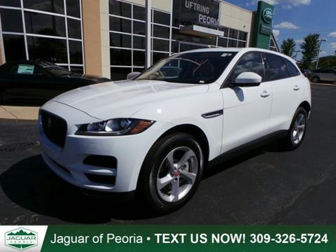 2017 Jaguar F-PACE for sale in Peoria, IL