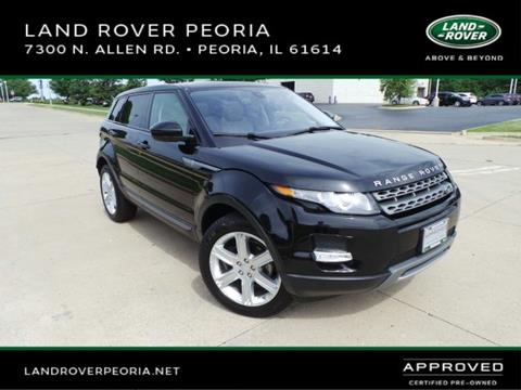 2015 Land Rover Range Rover Evoque for sale in Peoria, IL