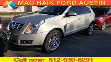 2014 Cadillac SRX for sale in Georgetown, TX